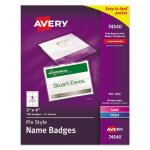 avery-badge-holders-wlaserinkjet-inserts-3-x-4-white-100-per-box-ave74540