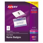 avery-badge-holders-wlaserinkjet-inserts-top-load-100-per-box-ave74461