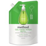 method-gel-hand-wash-refill-34-oz-cucumber-scent-plastic-pouch-mth00656