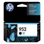 HP 952 (F6U15AN) Black Original Ink Cartridge, 1 Each (HEWF6U15AN)