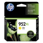 HP 952XL, (L0S67AN) High Yield Yellow Original Ink Cartridge (HEWL0S67AN)