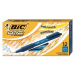 bic-soft-feel-ballpoint-retractable-pen-blue-ink-medium-dozen-bicscsm11be
