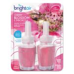 Bright Air Scented Oil Refill, Blossom-Magnolia, 0.67oz, 2 Refills (BRI900271PK)