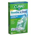 curad-soothe-cool-clear-gel-bandages-18-x-296-clear-8box-miicur5235
