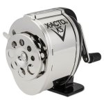 x-acto-manual-pencil-sharpener-table-or-wall-mount-blk-chrome-epi1031