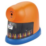 Elmer's CrayonPro Electric Crayon Sharpener w/ Replaceable Blade, Each (EPI1680)