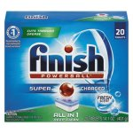 Finish Powerball Dishwasher Tabs, Fresh Scent, 8 Boxes (RAC77050CT)