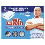 Mr. Clean Magic Eraser Kitchen Scrubber with Dawn, 2 Pads (PGC47546)