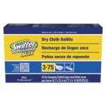 "Swiffer 37109 Max Dry Refill Cloths, 17"" Wide, 96 Cloths (PGC37109)"