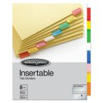 wilson-jones-single-sided-insertable-8-tab-multicolor-index-letter-wlj54311
