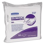 Kimtech Pure W4 Dry Critical Task Wipers, 500 Wipers (KCC33330)