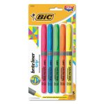 bic-highlighter-chisel-tip-fluorescent-colors-5-highlighters-bicgblp51asst