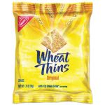 Nabisco Wheat Thins Crackers, Original, 1.75 oz Bag, 72/Carton (CDB00798)