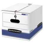 bankers-box-storage-box-tie-closure-white-blue-4-carton-fel0002501