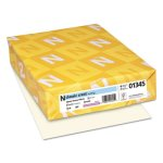 Classic Crest Stationery Writing Paper, Natural White, 500/Rm (NEE01345)