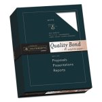 Southworth Quality Bond #1 Sulphite Paper, Wht, 8-1/2 x 11, 500/Box (SOU3162010)