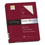 southworth-100-cotton-linen-resume-paper-almond-100-sheets-sourd18acfln