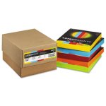 Astrobrights Assorted Colored Paper, 1,250 Sheets per Carton (WAU22998)