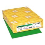 astrobrights-colored-card-stock-8-12-x-11-gamma-green-250-sheets-wau22741