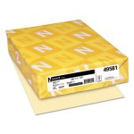 neenah-exact-index-card-stock-110-lb-8-1-2-x-11-ivory-250-sheets-wau49581