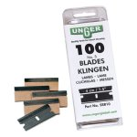 unger-safety-scraper-replacement-blades-9-stainless-steel-1-pack-ungsrb10