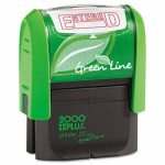 2000-plus-2000-plus-green-line-message-stamp-entered-1-12-x-916-red-cos098368