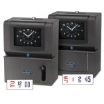 lathem-time-heavy-duty-time-clock-mechanical-charcoal-lth2121
