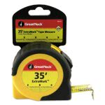 great-neck-extramark-tape-measure-1-x-35ft-steel-yellow-black-gns95010