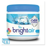 Bright Air Super Odor Eliminator, Cool & Clean, 14oz, 6/Carton (BRI900090CT)