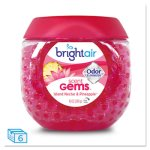 Scent Gems Odor Eliminator, Nectar & Pineapple, 10 oz, 6 Jars (BRI900229CT)