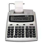 Victor AntiMicrobial 2-Color Printing Calculator, 12-Digit LCD (VCT12123A)