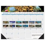 sea-life-photographic-monthly-desk-pad-2017-calendar-18-12-x-13-hod1936