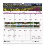 house-of-doolittle-gardens-of-the-world-monthly-wall-calendar-2018-hod301