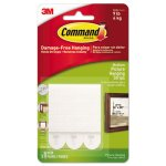 Command Picture Hanging Removable Interlocking Fasteners, 3 Sets (MMM17201ES)