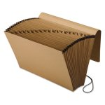 pendaflex-21-pocket-expanding-file-folder-with-cover-legal-brown-pfxk19aox