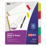 avery-big-tab-write-on-dividers-w-erasable-laminated-tabs-5-dividers-ave23076