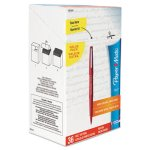 Paper Mate 1921091 Flair Felt Tip Pen, Red Ink, 36 Pens (PAP1921091)