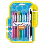 Paper Mate 1781564 InkJoy 300RT Ballpoint Pen, Assorted, 8 Pens/Set (PAP1945921)