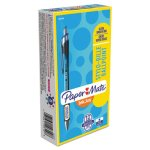 paper-mate-inkjoy-550-rt-ballpoint-pen-10-mm-blue-ink-dozen-pap1951344