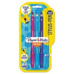 paper-mate-inkjoy-stylus-ballpoint-pens-10-mm-assorted-3-pens-pap1951409