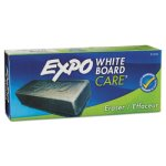 Expo SAN81505 Dry Erase Whiteboard Eraser, Soft Pile, Sold as Each (SAN81505)