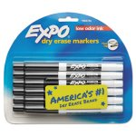 expo-low-odor-whiteboard-marker-fine-point-black-12-markers-san86001
