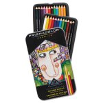 Prismacolor Premier Colored Woodcase Pencils, 24 Assorted Colors (SAN3597THT)
