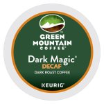 Green Mountain Coffee Dark Magic Decaf Extra Bold K-Cups, 24 K-Cups (GMT4067)