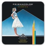 Prismacolor Drawing & Sketching Pencils, 0.7 mm, 132 Assorted Colors (SAN4484)