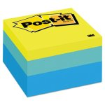 post-it-notes-cube-3-x-3-ribbon-candy-470-sheets-mmm2056rc