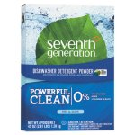 Seventh Generation Dishwasher Detergent Powder, 45-oz. Box (SEV22150EA)