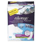 Always Discreet Bladder Protection Pads, Extra Long, 39 Pads (PGC92729PK)