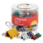 universal-binder-clips-mini-small-medium-assorted-colors-30-clips-unv31026