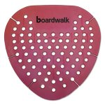 Boardwalk Gem Urinal Screens, Spiced Apple, 12 Screens (BWKGEMSAP)